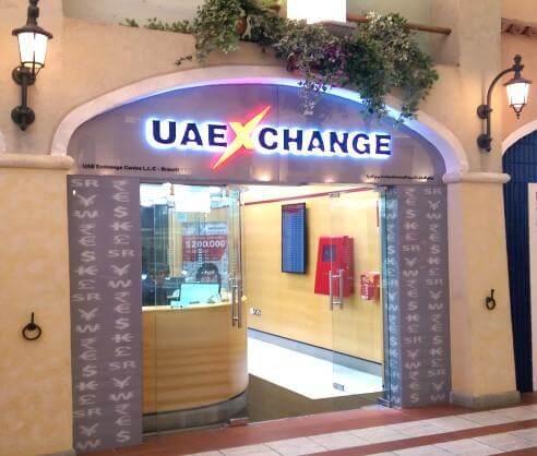 UAE Exchange - Mercato Mall
